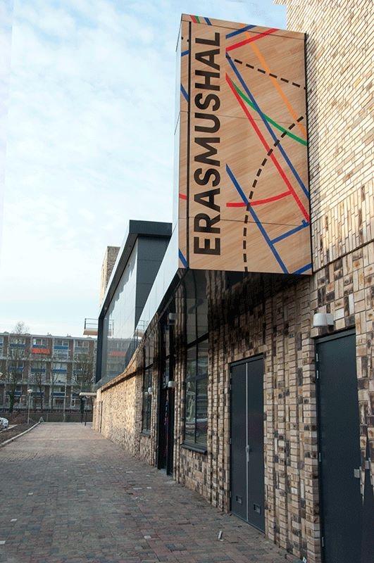Captains verhuizen naar de Erasmushal in Vlaardingen