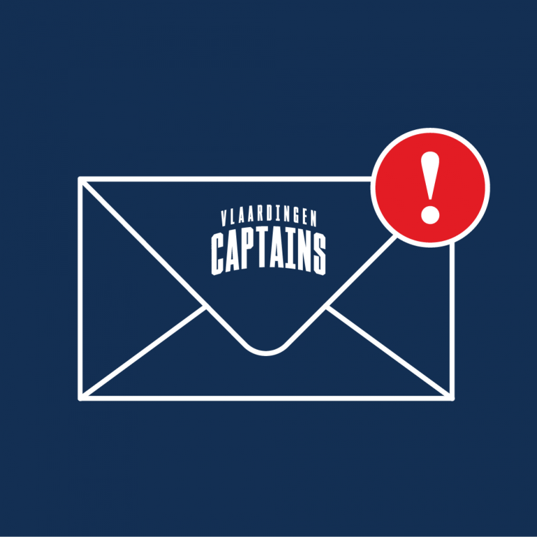 Important Mail Vlaardingen Captains