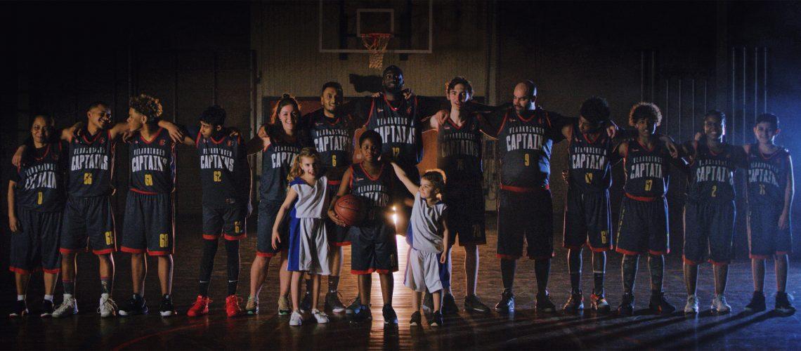 Vlaardingen Captains Team Basketbal